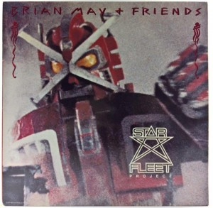 Brian May + Friends (Van Halen) - Star Fleet Project