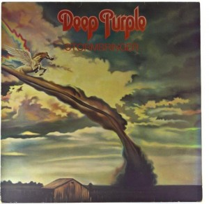 Deep Purple - Stormbringer 1974 HOL