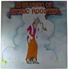 Atomic Rooster - In Hearing Of 180g
