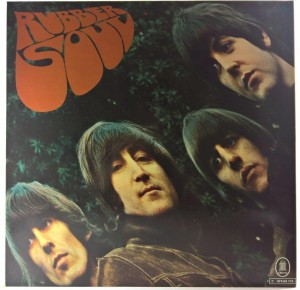 Beatles - Rubber Soul 1981 GER