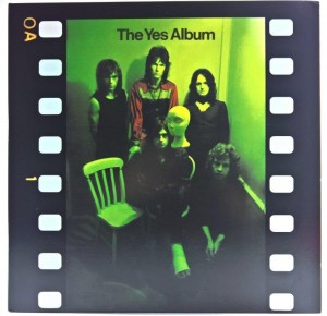 Yes - The Yes Album 180g 2003 US