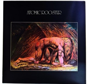Atomic Rooster - Death Walks Behind You 2001 ITALY