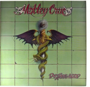 Motley Crue - Dr. Feelgood 1989 MISPRINT