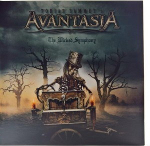 Tobias Sammet's Avantasia - The Wicked Symphony 180g Limited Ed.