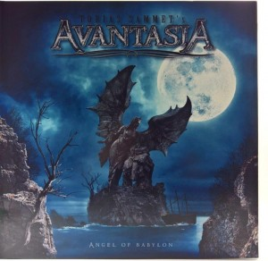 Tobias Sammet's Avantasia - Angel Of Babylon 180g Limited Ed, 2010