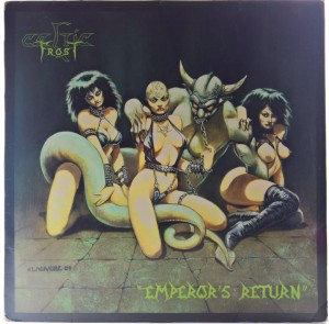 Celtic Frost - Emperor's Return 1985 GER