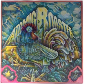 Atomic Rooster - Made In England 2003