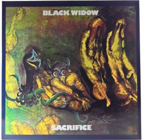 Black Widow - Sacrifice 180g 2005 Italy