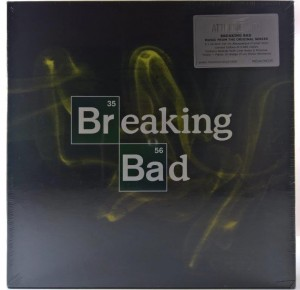 Breaking Bad - Soundtrack 5LP, Lim Ed, Num, Coloured Vinyl, Poster