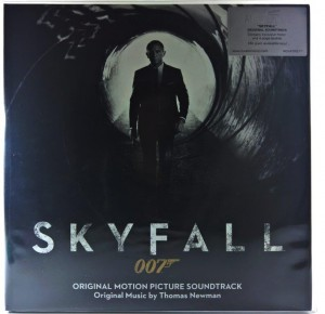 Thomas Newman - Skyfall (Original Motion Picture Soundtrack) 2018