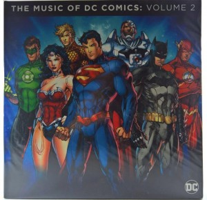 Music Of DC Comics: Volume 2 Numbered + Poster