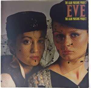 Alan Parsons Project - Eve 1983 GER