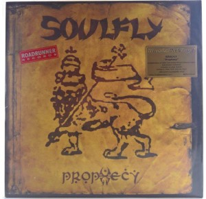 Soulfly - Prophecy Limited Ed. Numbered Coloured