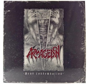 Armagedon - Dead Condemnation Limited Ed.