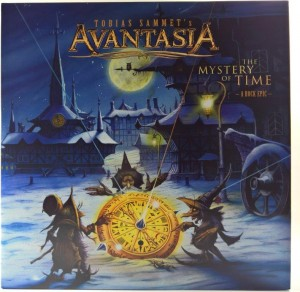 Tobias Sammet's Avantasia - The Mystery Of Time (A Rock Epic) Limited Ed. Poster