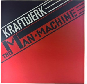 Kraftwerk - The Man-Machine 2009 180g Booklet