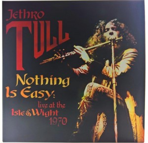 Jethro Tull - Nothing Is Easy - Live At The Isle Of Wight 180g Limited Ed.