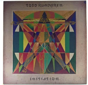 Todd Rundgren - Initiation 1975 US 1 PRESS