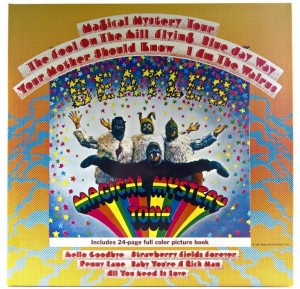Beatles - Magical Mystery Tour 2012 180g