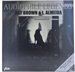 Ray Brown & L. Almeida - Moonlight Serenade 2003 180g Limited Ed.