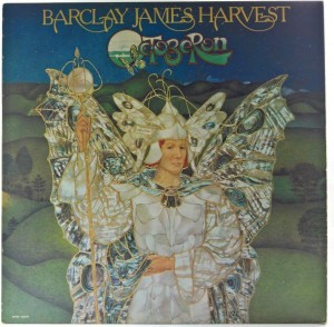 Barclay James Harvest - Octoberon 1980 US