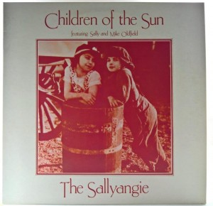Sallyangie Feat. Sally And Mike Oldfield - Children Of The Sun