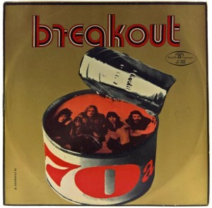 Breakout - 70a (Red Label Mono 1970)