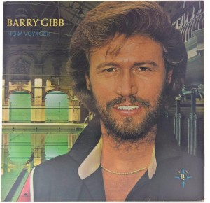 Barry Gibb - Now Voyager