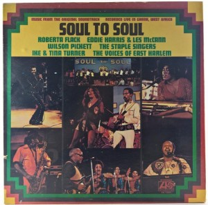 Various - Soul To Soul (Original Soundtrack)