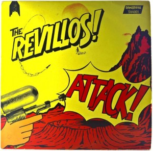 Revillos! - Attack!