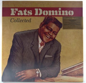 Fats Domino - Collected 180g Limited Ed. Numbered Yellow