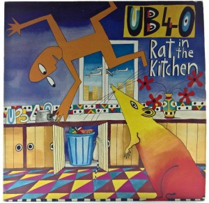 UB40 - Rat In The Kitchen 1986 France
