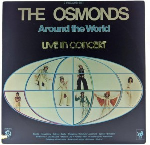 Osmonds - Around The World - Live In Concert 1975 US