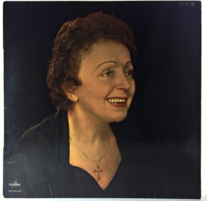 Edith Piaf - Recital 1962 France 1 PRESS