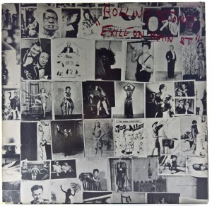 Rolling Stones - Exile On Main St. 1977 GER