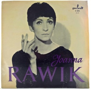 Joanna Rawik - Joanna Rawik 1 PRESS 1967