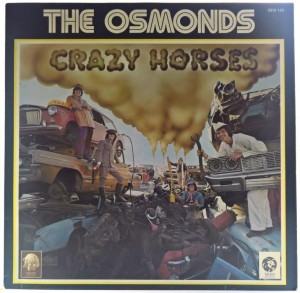 Osmonds - Crazy Horses 1972 GER