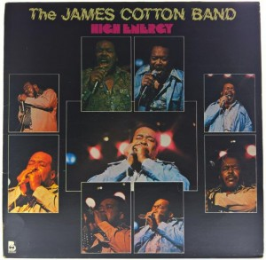 James Cotton Band - High Energy