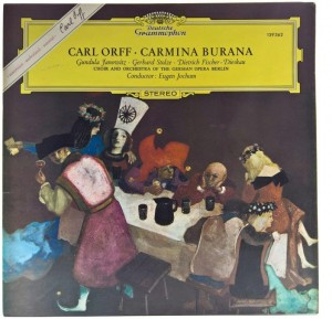 Carl Orff - Carmina Burana 1968 UK