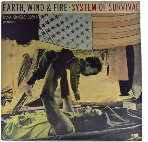 "Earth, Wind & Fire - System Of Survival (12"" Mixes)"