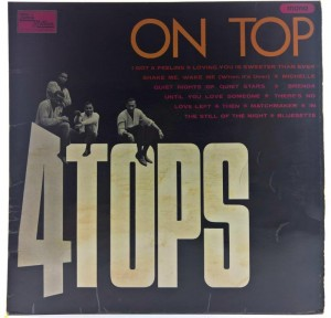 Four Tops - Four Tops On Top 1966 UK