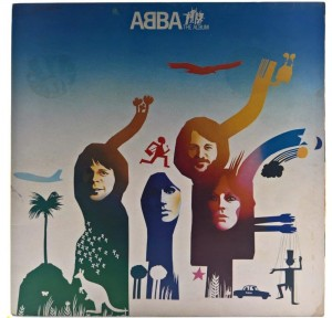 ABBA - The Album UK 1977 Gatefold