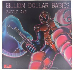 Billion Dollar Babies - Battle Axe 1977 GER