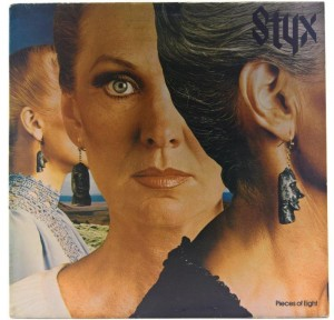 Styx - Pieces Of Eight 1978