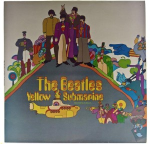 Beatles - Yellow Submarine 1981 UK