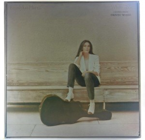 Emmylou Harris - White Shoes 1983 PORTUGAL