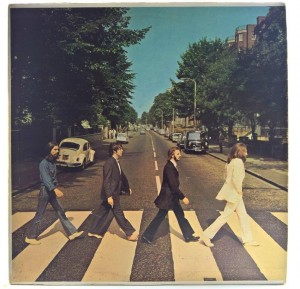 Beatles - Abbey Road 1969 INDIA