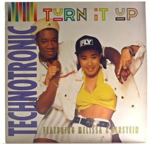 Technotronic Featuring Melissa & Einstein - Turn It Up