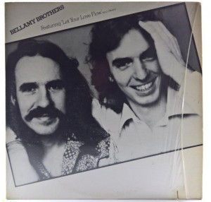 Bellamy Brothers - Let Your Love Flow (And Others) 1976 US