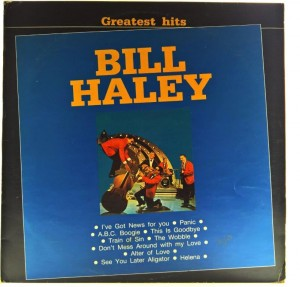 Bill Haley - Greatest Hits PORTUGAL